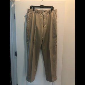 Chaps Men's Casual Cotton Pants